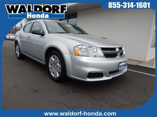 Used Dodge Avenger SE
