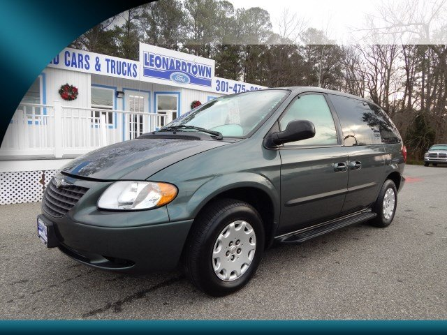 Used Chrysler Voyager LX