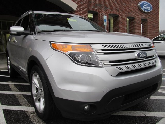 Used Ford Explorer Limited Sunroof