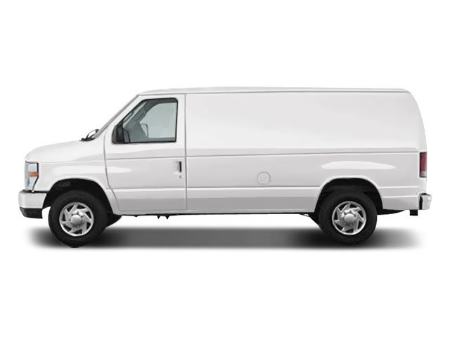 Used Ford Econoline Cargo Van Commercial