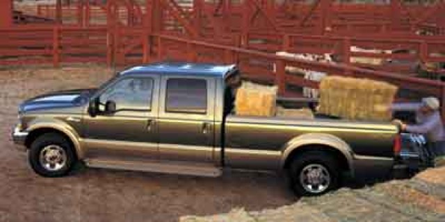 Used Ford Super Duty F-250 4WD