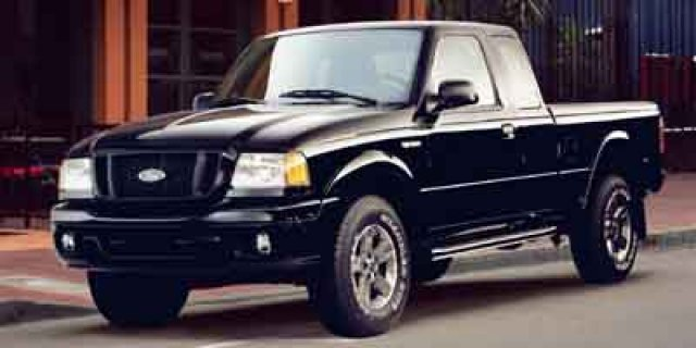 Used Ford Ranger XL Fleet