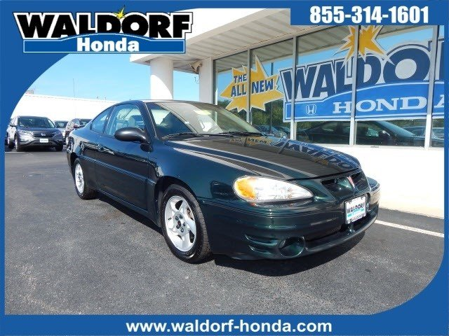 Used Pontiac Grand Am GT