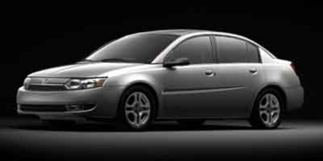 Used Saturn Ion ION 2