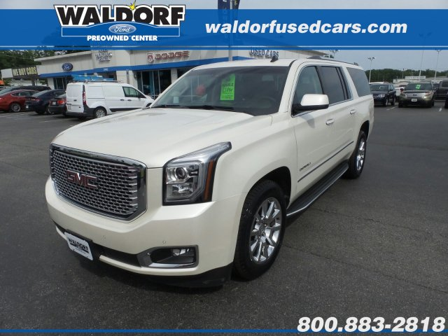 Used GMC Yukon XL Denali