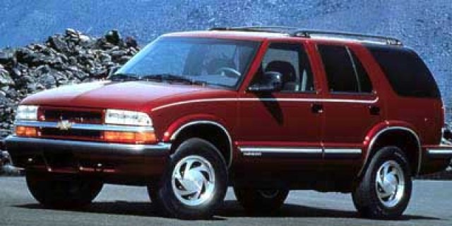 Used Chevrolet Blazer 4WD