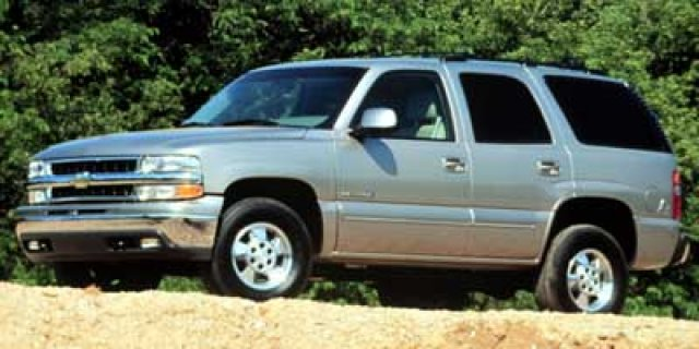 Used Chevrolet New Tahoe 4WD