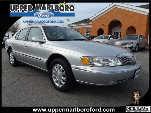 Used Lincoln Continental w/Luxury Appearance