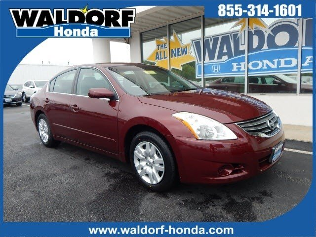 Used Nissan Altima