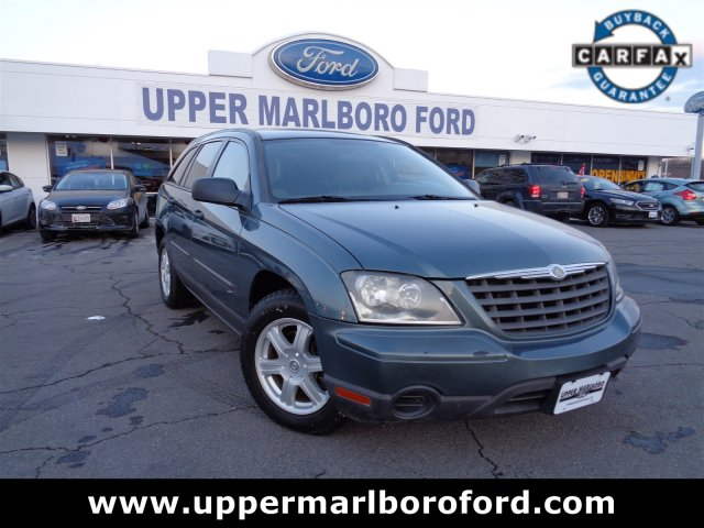 Used Chrysler Pacifica 4door AWD