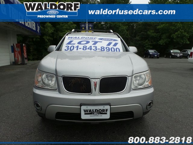 Used Pontiac Torrent