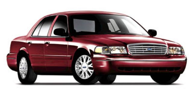 Used Ford Crown Victoria LX