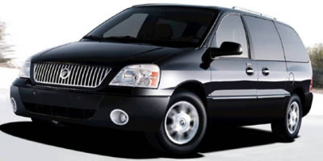 Used Mercury Monterey Convenience
