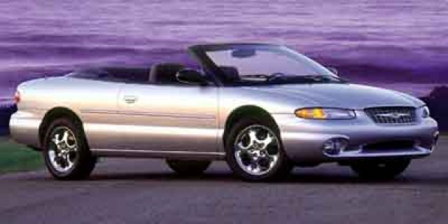 Used Chrysler Sebring JXi