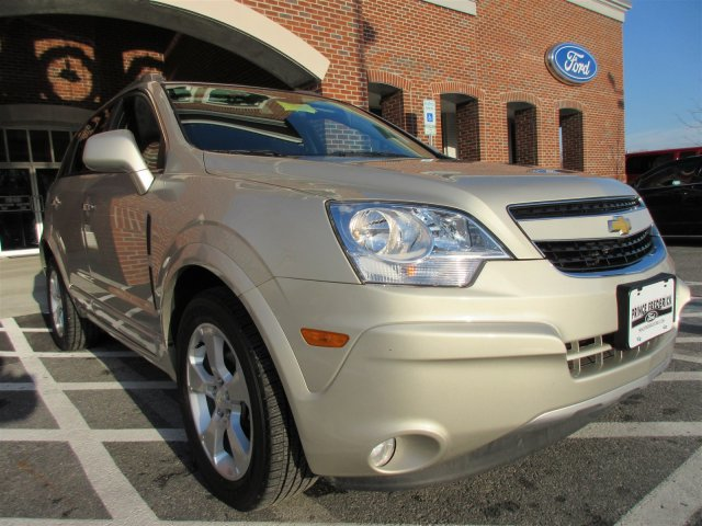 Used Chevrolet Captiva Sport Fleet LTZ