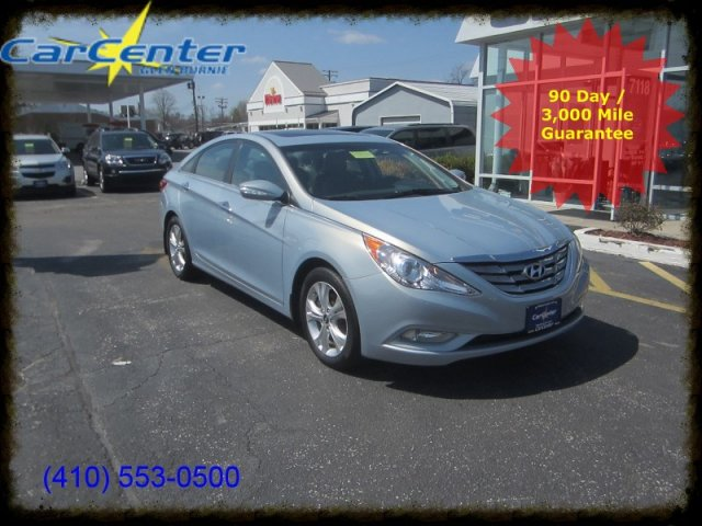 Used Hyundai Sonata Ltd