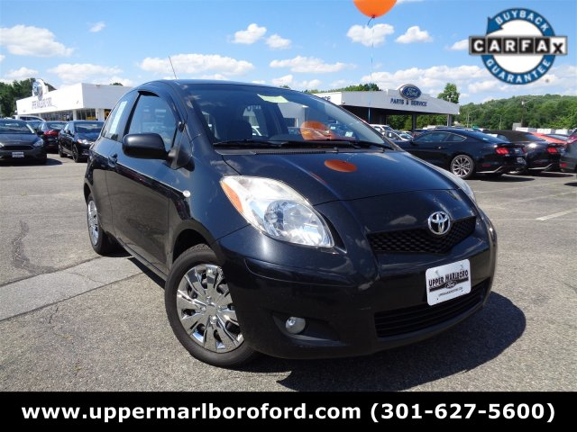 Used Toyota Yaris Hatchback